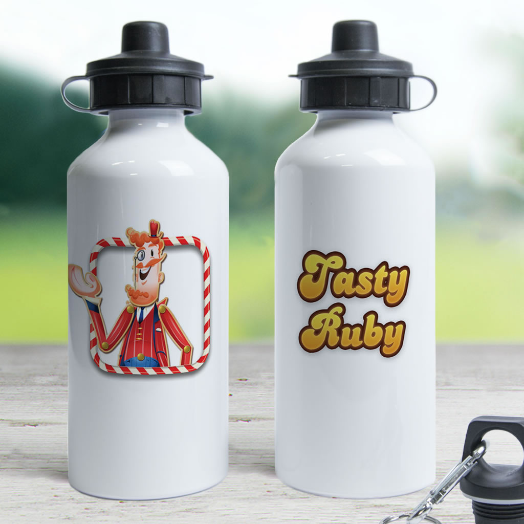 Tasty Mr Toffee Water Bottle (Lifestyle)