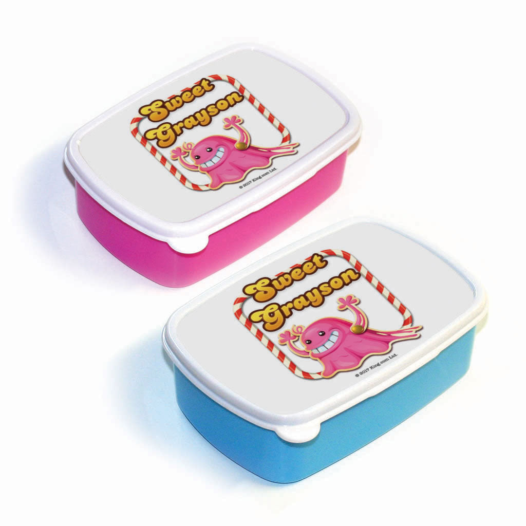 Tasty Bubblegum Troll Lunch Box