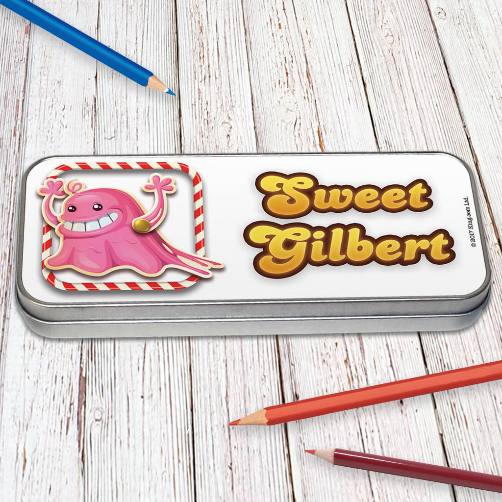 Tasty Bubblegum Troll Pencil Tin (Lifestyle)