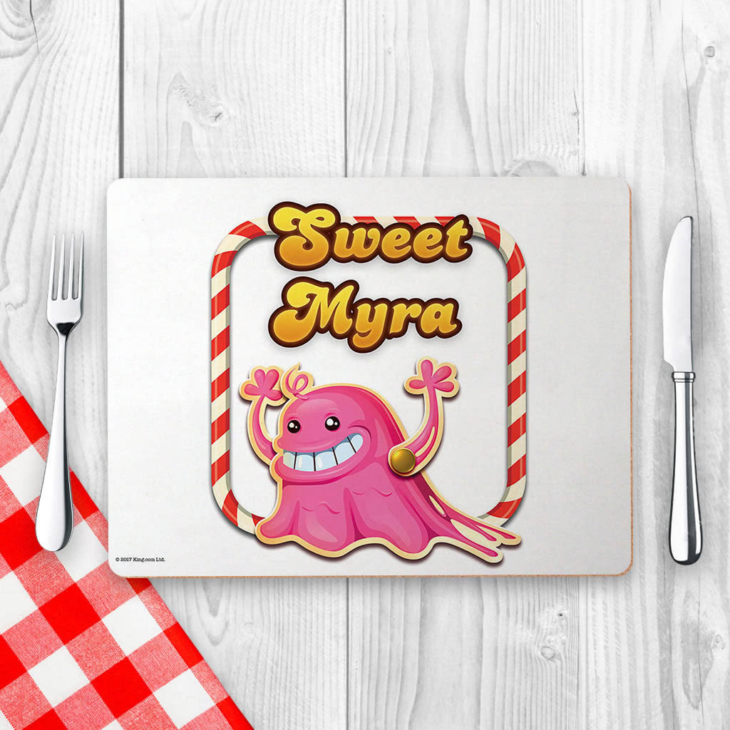 Tasty Bubblegum Troll Placemat (Lifestyle)