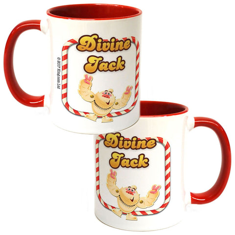 Divine Mr Yetti Coloured Insert Mug