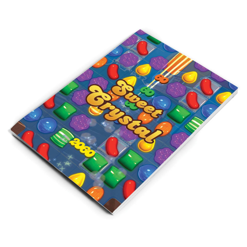 Sweet Gameboard Notepad