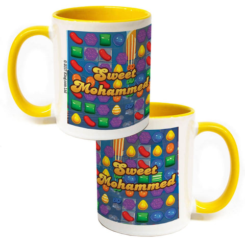 Sweet Gameboard Coloured Insert Mug
