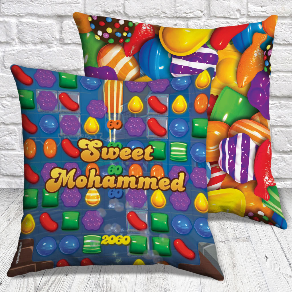 Sweet Gameboard Cushion (Lifestyle)