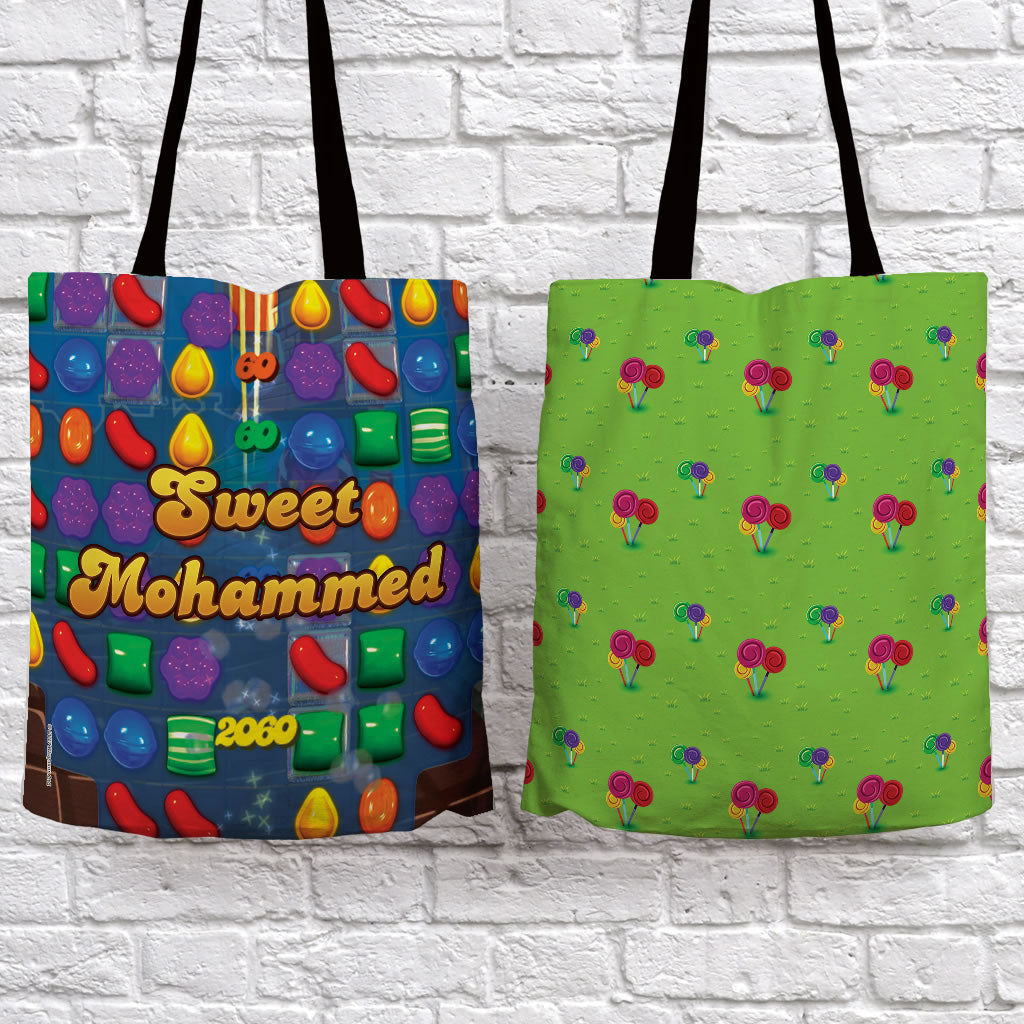 Sweet Gameboard Premium Tote (Lifestyle)