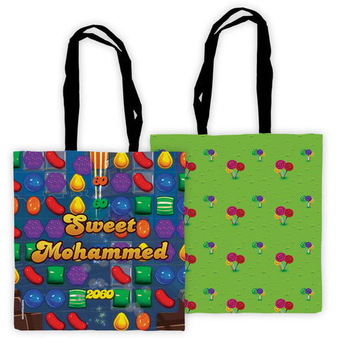 Sweet Gameboard Premium Tote
