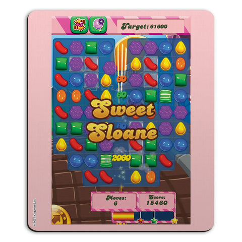 Sweet Gameboard Mouse Mat