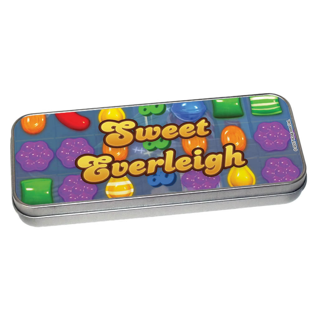 Sweet Gameboard Pencil Tin