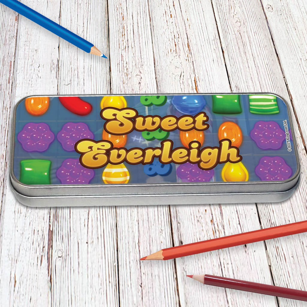 Sweet Gameboard Pencil Tin (Lifestyle)
