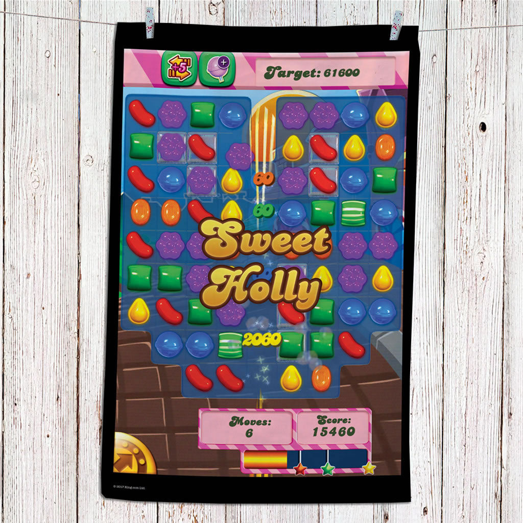 Sweet Gameboard Tea Towel (Lifestyle)