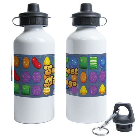 Sweet Gameboard Water Bottle