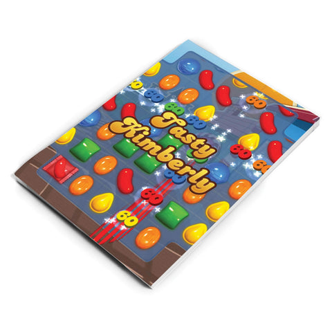 Tasty Gameboard Notepad