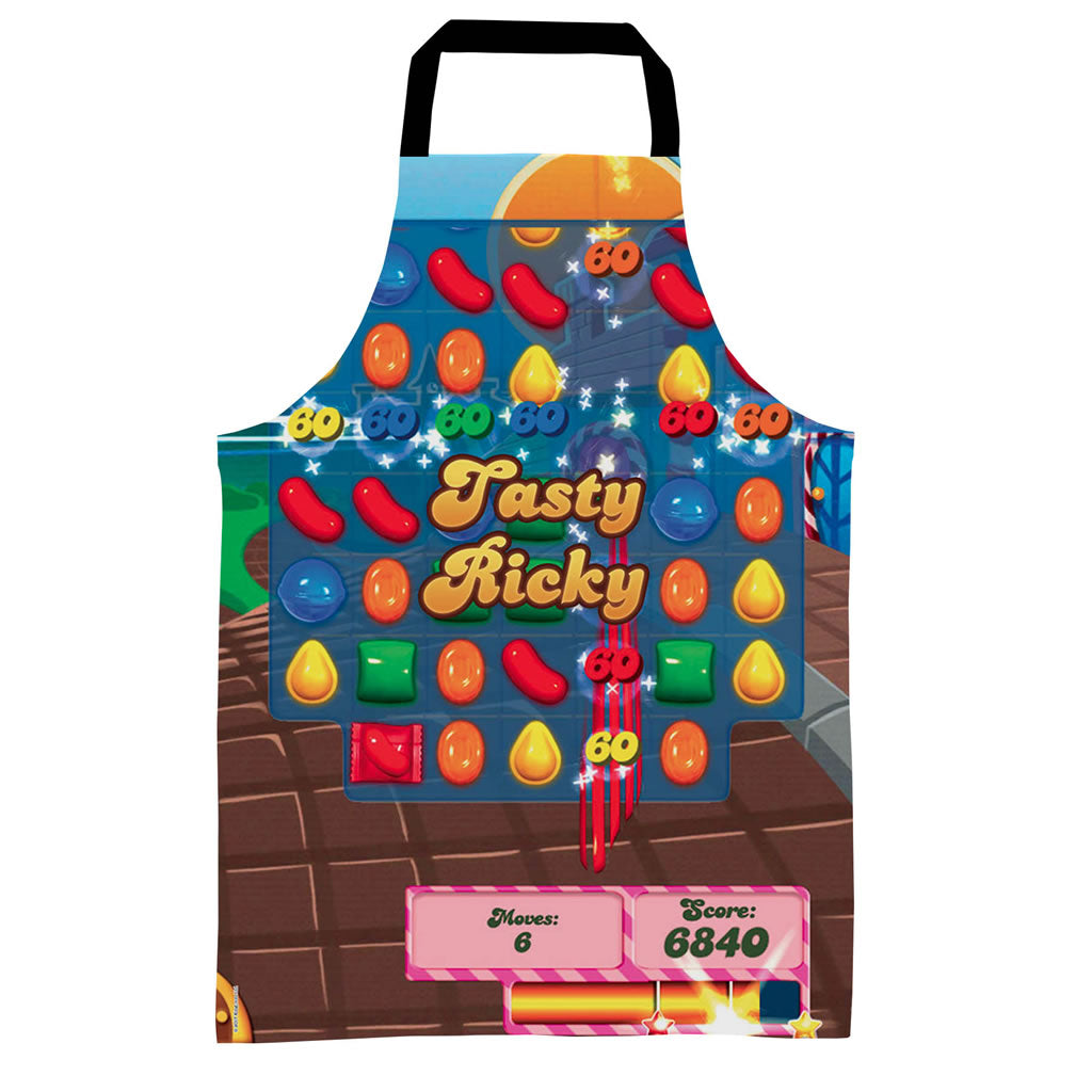 Tasty Gameboard Apron