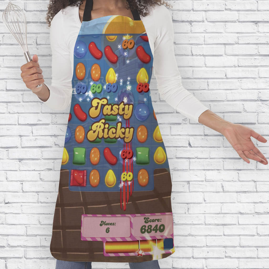 Tasty Gameboard Apron (Lifestyle)