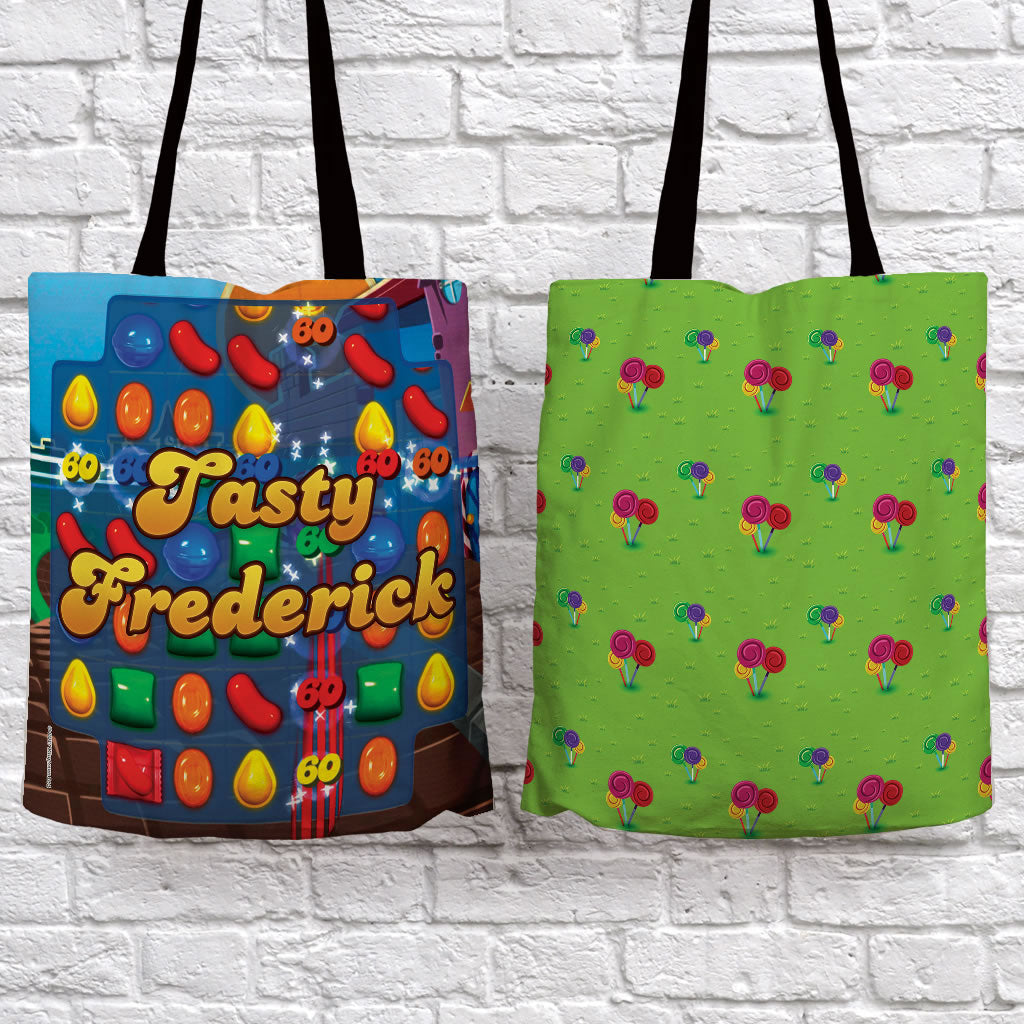 Tasty Gameboard Premium Tote (Lifestyle)
