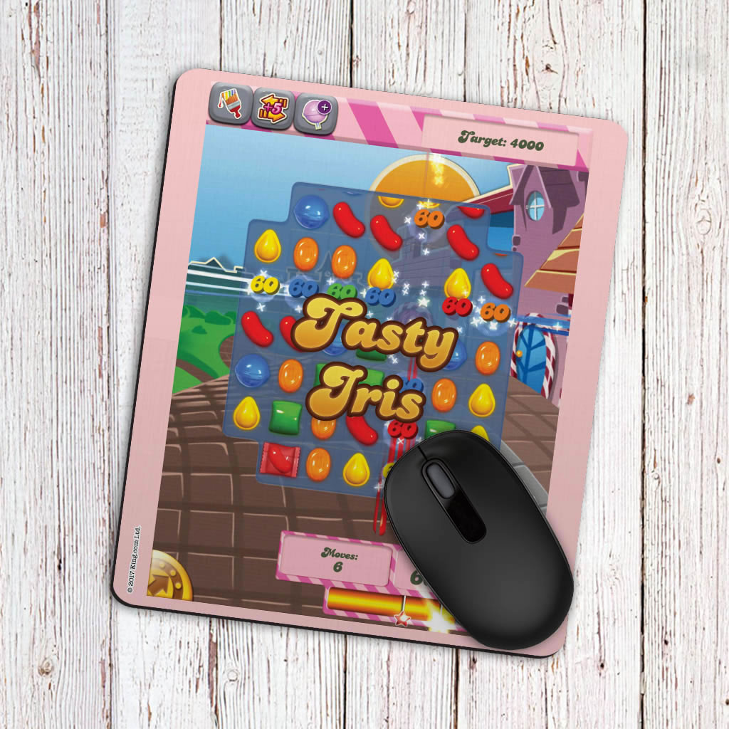 Tasty Gameboard Mouse Mat (Lifestyle)