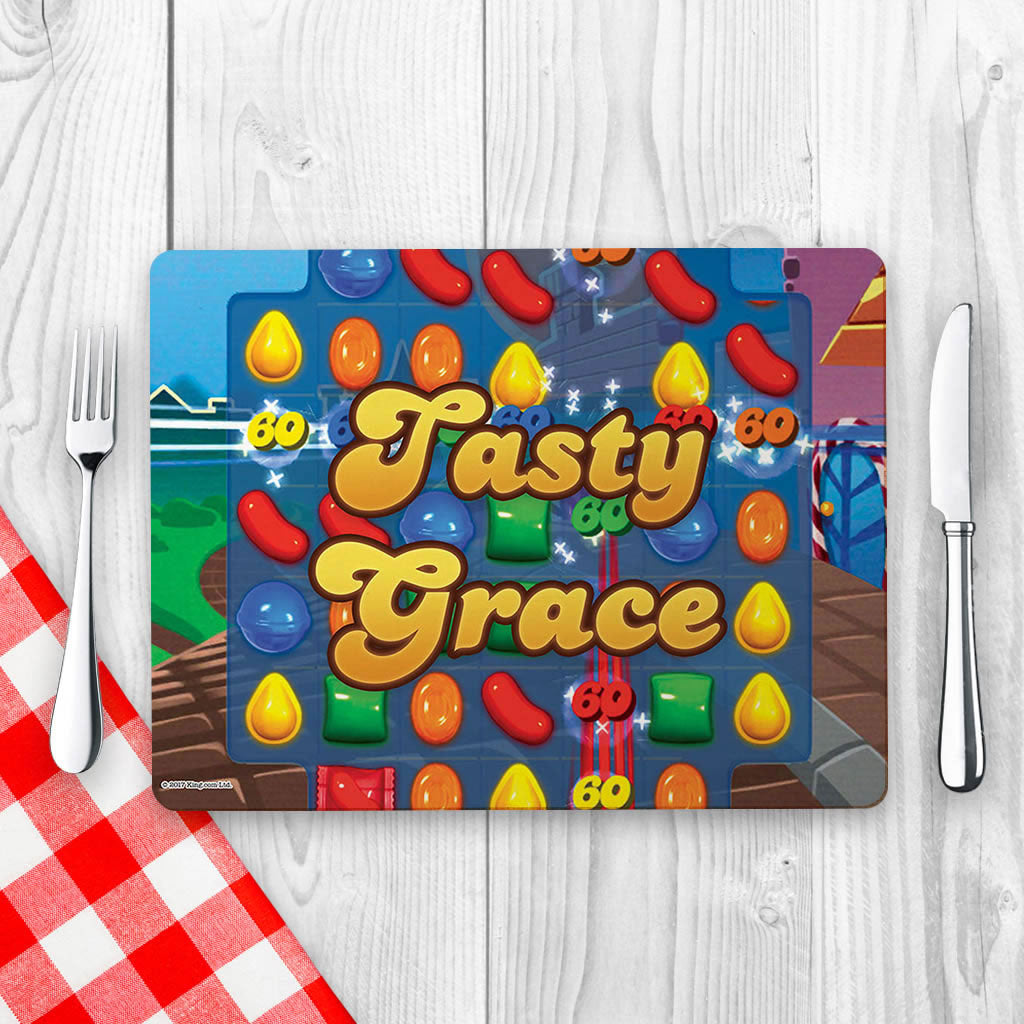 Tasty Gameboard Placemat (Lifestyle)