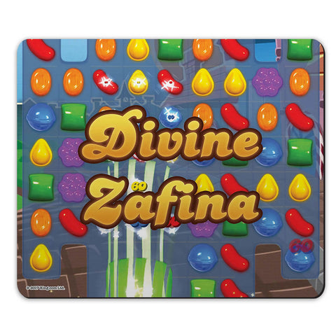Divine Gameboard Mouse Mat