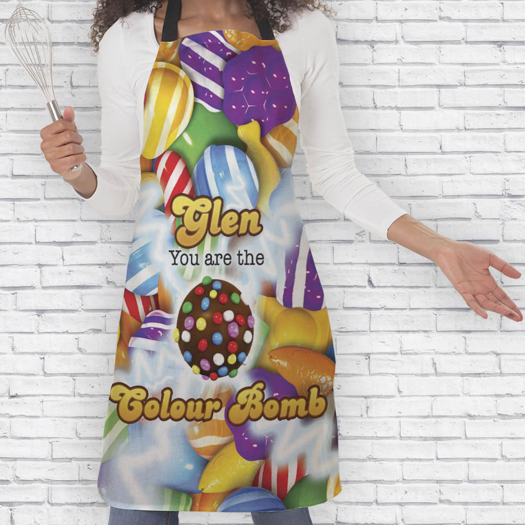 You Are The Colour Bomb Gameboard Apron (Lifestyle)