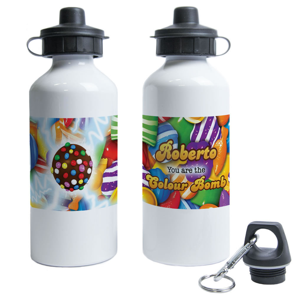 You Are The Colour Bomb Gameboard Water Bottle