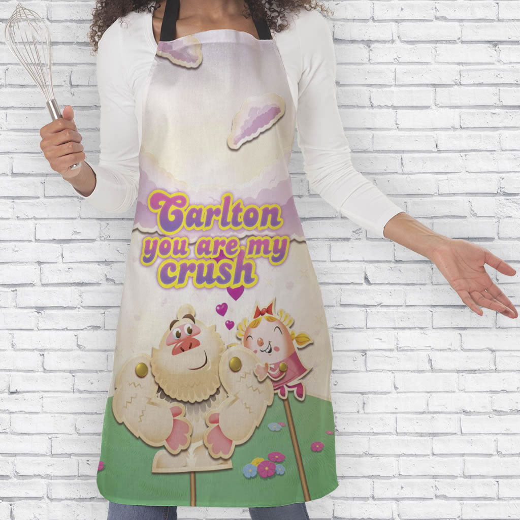 You are my crush Apron (Lifestyle)