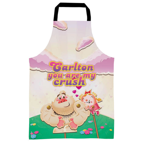 You are my crush Apron
