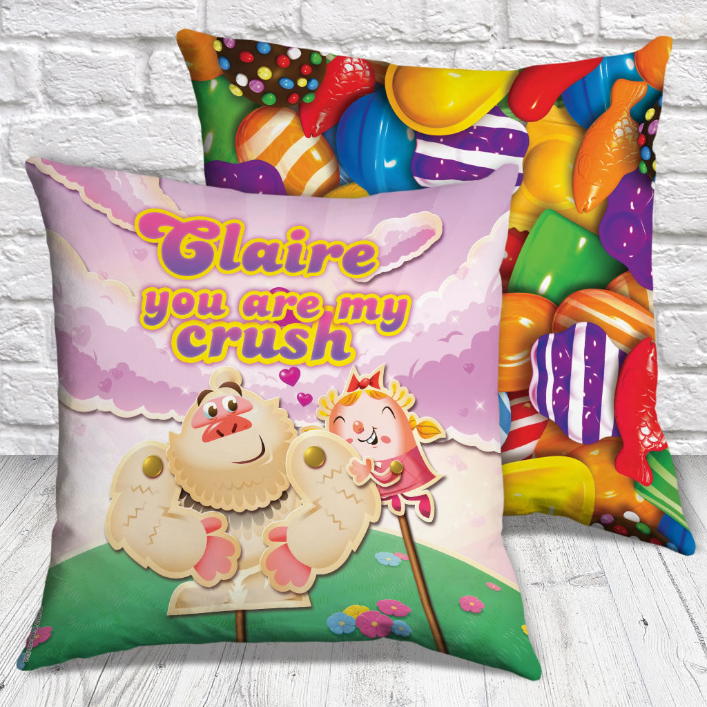 You are my crush Cushion (Lifestyle)