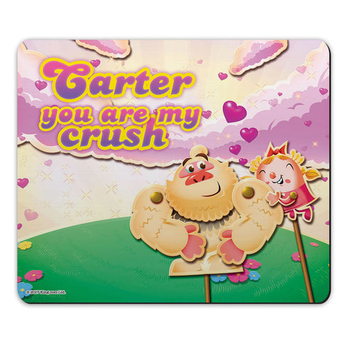 You are my crush Mouse Mat
