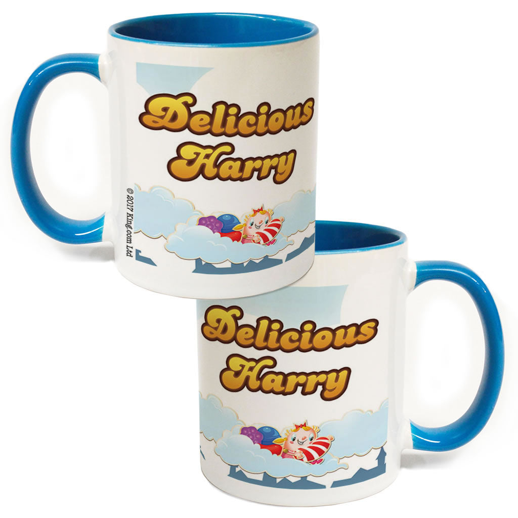 Mr Yetti Swing Coloured Insert Mug
