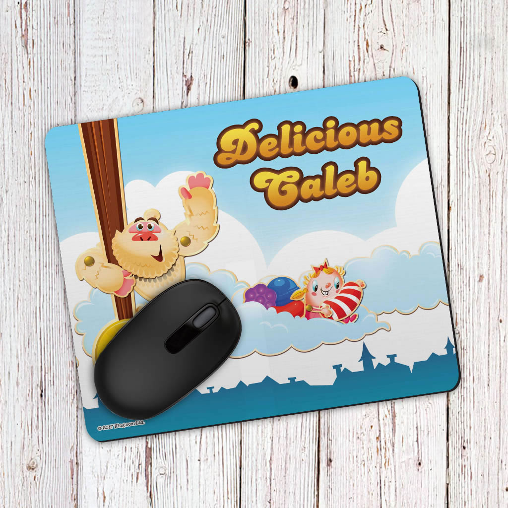 Mr Yetti Swing Mouse Mat (Lifestyle)