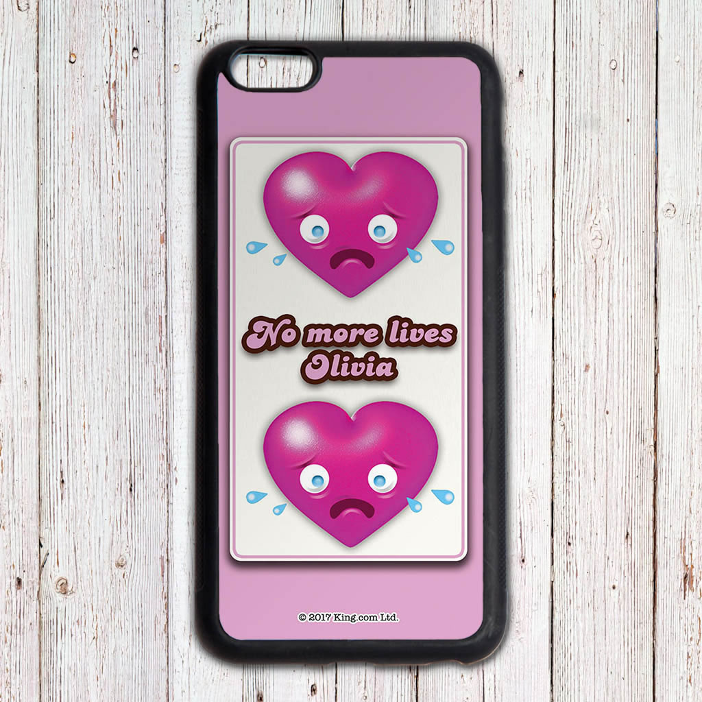 No more lives Phone Case (Lifestyle)