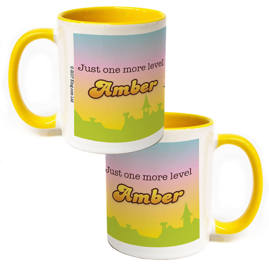 Just one more level Coloured Insert Mug