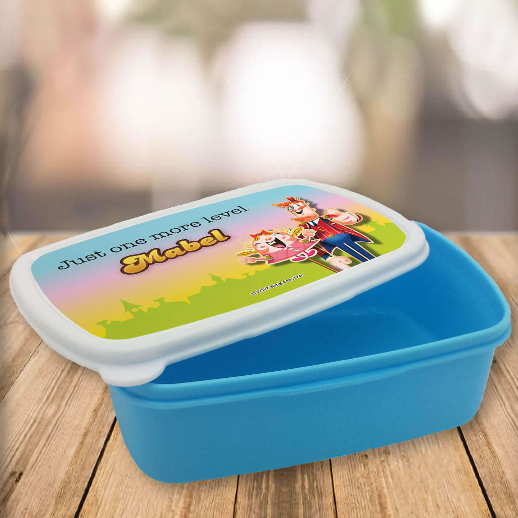 Just one more level Lunch Box (Lifestyle)