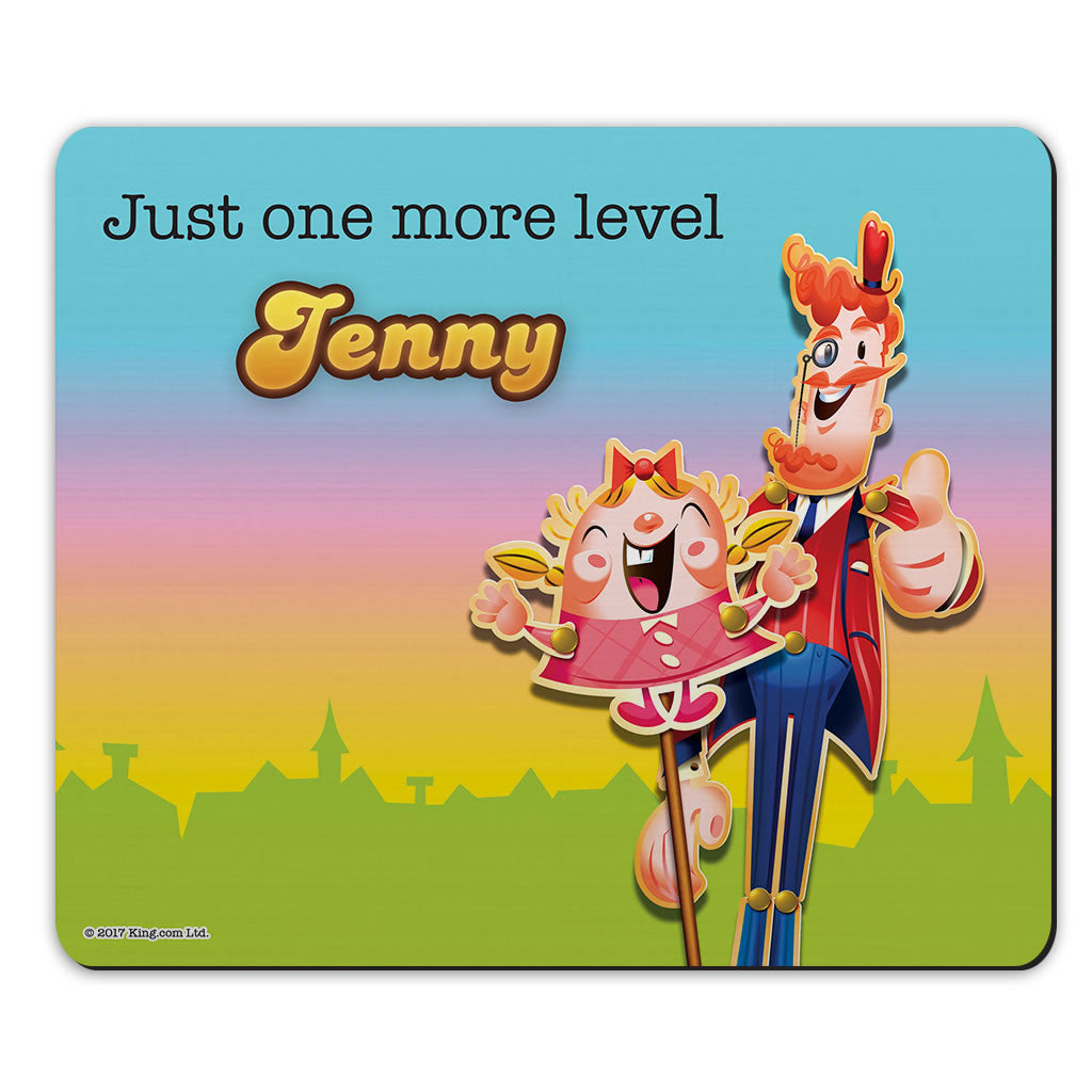 Just one more level Mouse Mat