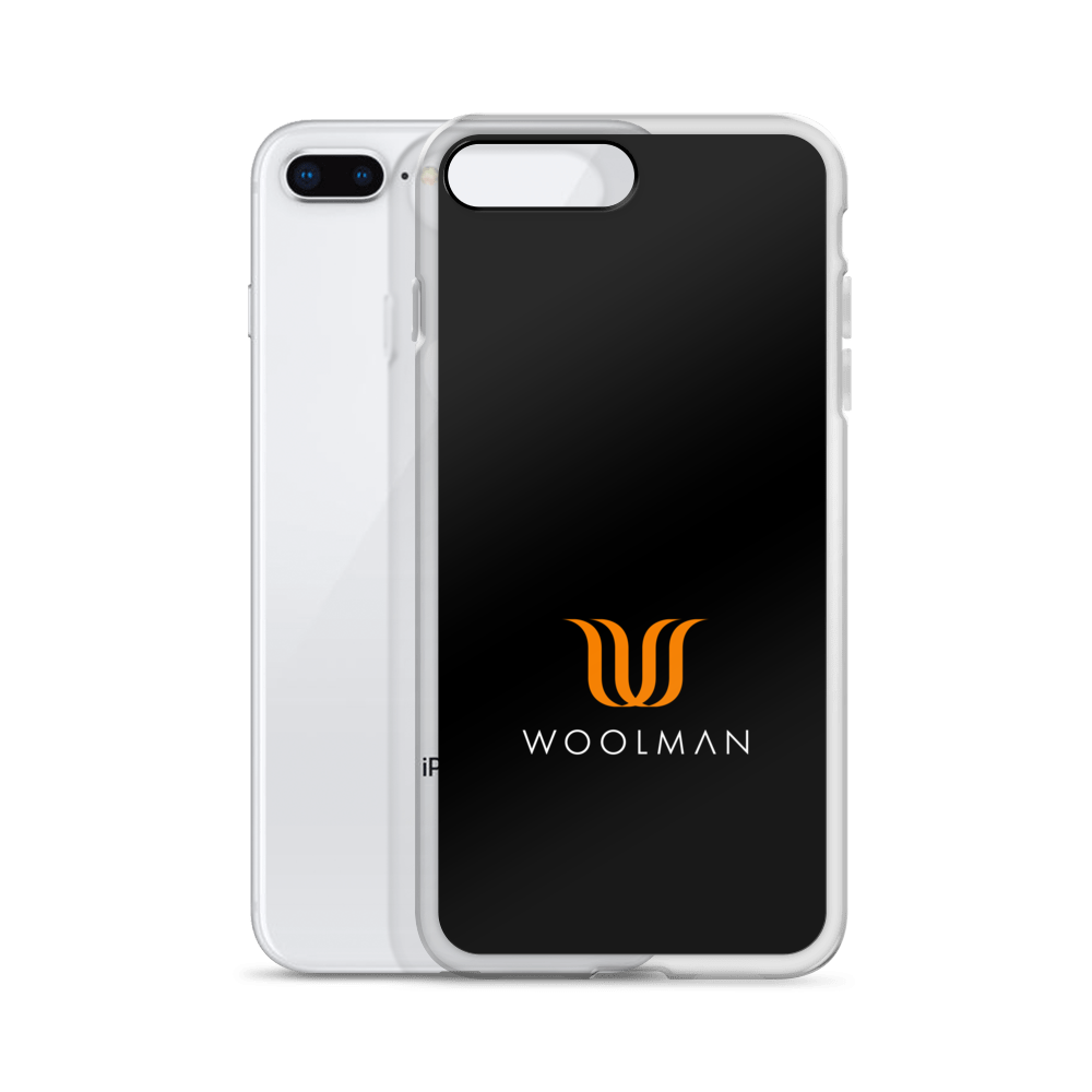 Woolman iPhone Case