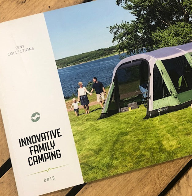 Outwell 2019 Tent Features