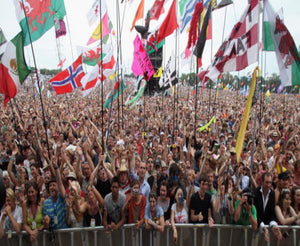 Where do I get Flag Poles for Festivals