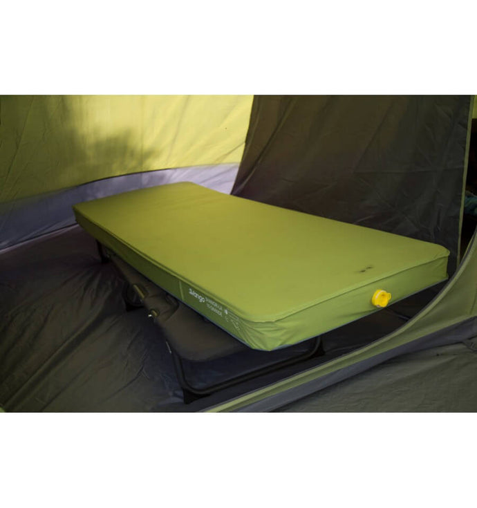 How to inflate or deflate the new Vango Shangri La Self Inflating Mats