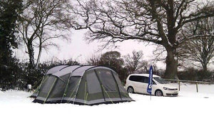 Top Tips to stay warm this Easter when Family Camping