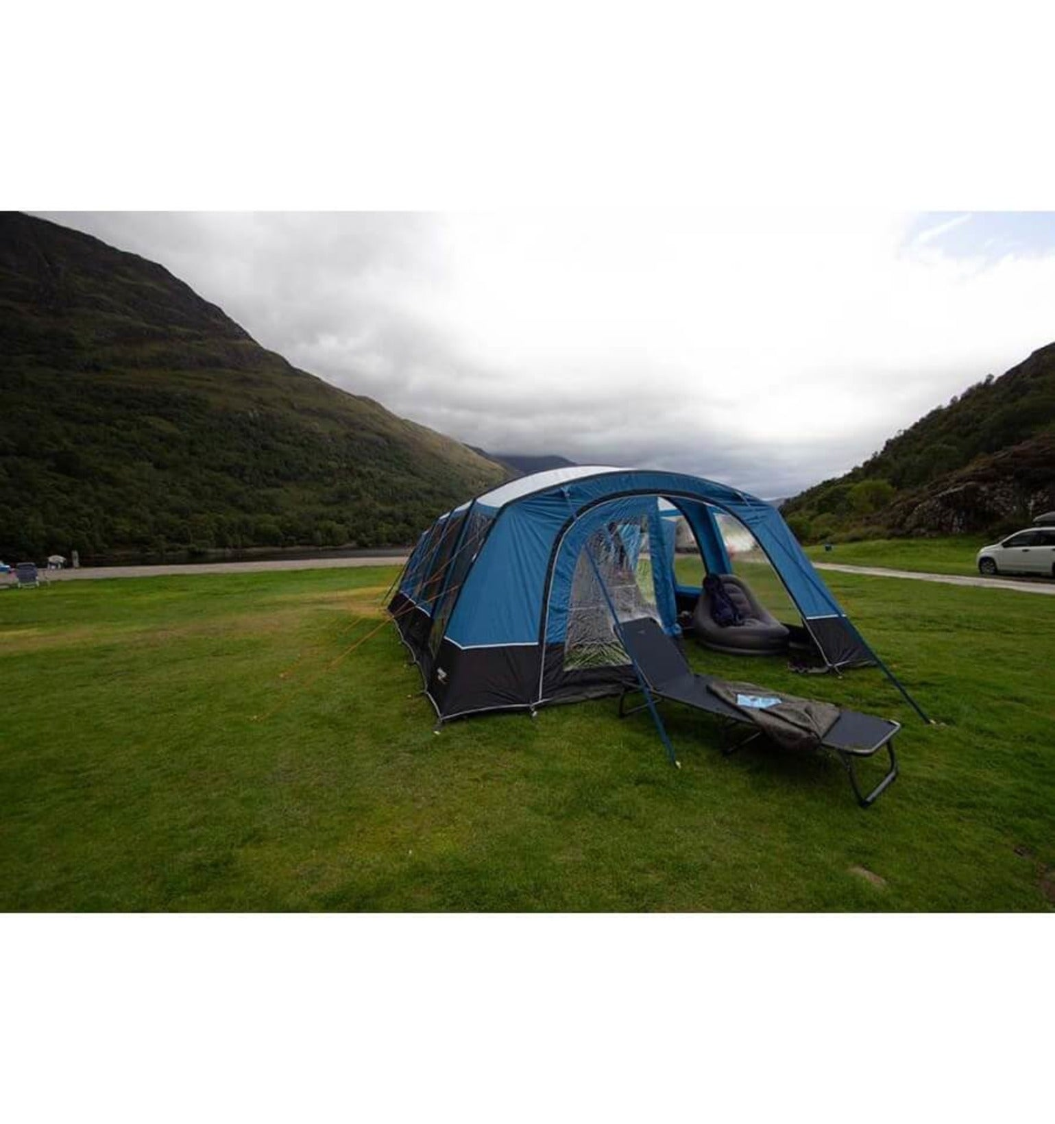 New for 2019: Vango Valencia 600XL Airbeam Tent