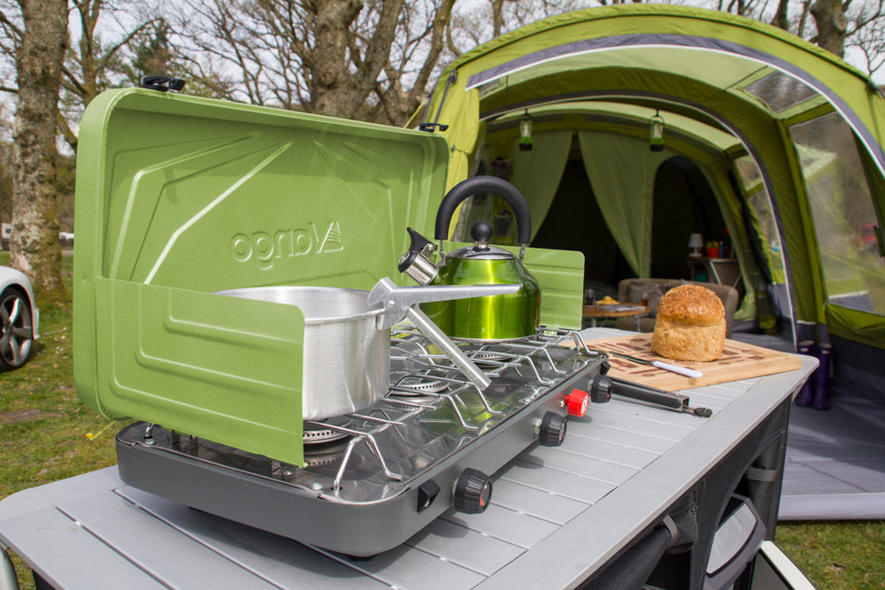 Love to Cook ? & Newquay Camping | Tents | Sleeping Bags | Flag Poles | Drive Away ...
