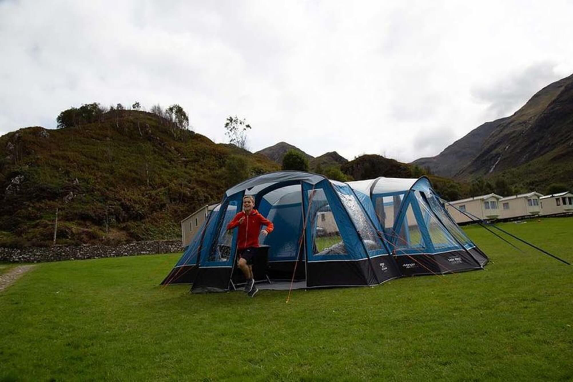 Shop Tents & Newquay Camping | Tents | Flag Poles | Drive Away Awnings