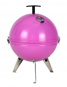 Tepro Mini Kettle Grill Crystal pink