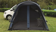 Free standing drive away awning