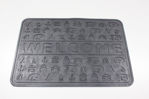 Outdoor Revolution WELCOME Door Mat