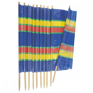 5 Pole Beach Windbreak - 5' ''NALU''