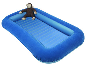Kampa Airlock Junior Air Bed - Blue