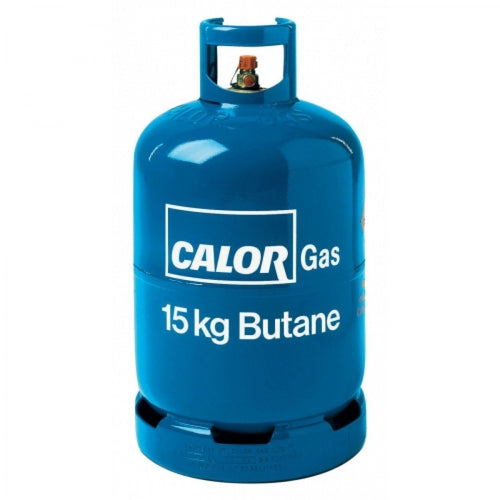 15kg Calor Butane gas bottle