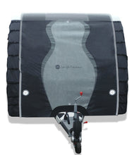 Crusader Caravan Towing Protection Front Cover Pro