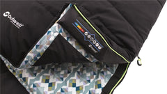 outwell camper lux double sleeping bag